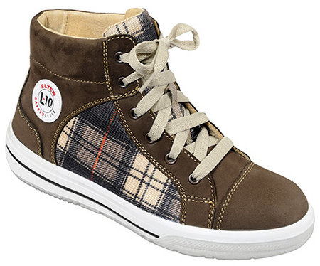 Elten Checker Lady Mid ESD HG S3 74231