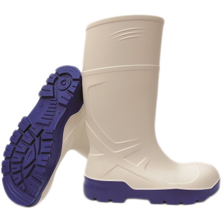 Techno Boots PU Laars Wit S4